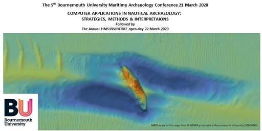 Bournemouth University Maritime Archaeology Conference 2020
