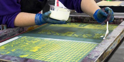 Plymouth College of Art - 10 week Printed Textile Design for Beginners (Jan 2020)