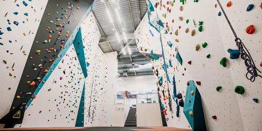 Inclusive Climbing Club: Milton Keynes