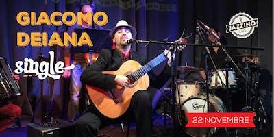 Single di Giacomo Deiana - Live at Jazzino