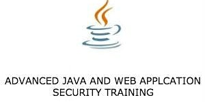 Advanced Java and Web Application Security 3 Days Virtual Live Training in Hamilton
