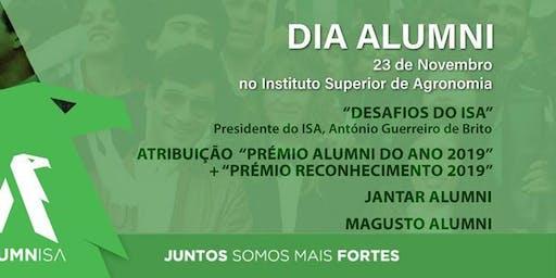 Dia  Alumni : Jantar e Magusto Agronómico