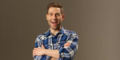 Laughing Bishops Comedy Club 24th Oct with Simon Brodkin & Paddy Lennox