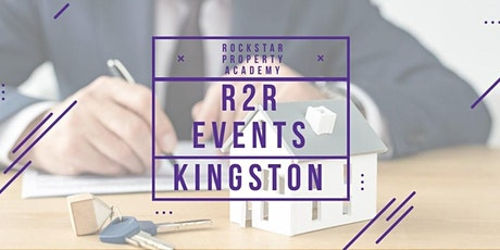 Rockstar Property Academy Rent to Rent training day - Kingston tickets