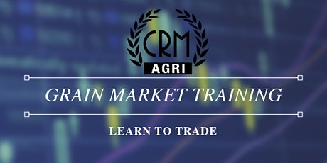 CRM Agri Grain Marketing Course (Cirencester) £350 (+ VAT) tickets