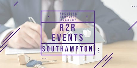Rockstar Property Academy Rent to Rent training day - Southampton tickets