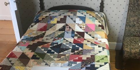 Reimagining Jane Austin's Quilt