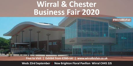 Wirral and Chester Business Fair 2020 tickets