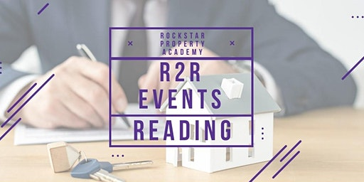 Rockstar Property Academy Rent to Rent training day - Reading