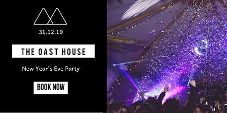 New Year's Eve at The Oast House tickets
