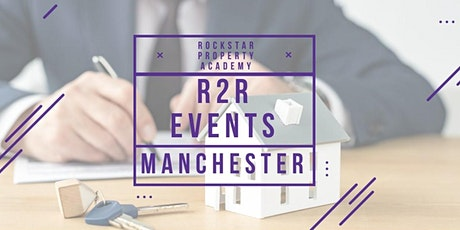 Rockstar Property Academy Rent to Rent training day - Manchester tickets