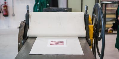 Plymouth College of Art - 10 Week Printmaking for Improvers (Jan 2020)