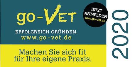 go-VET - Erfolgreich Gründen in *Hannover 2020* Exklusiv für Tierarzt & Tierärzte Tickets