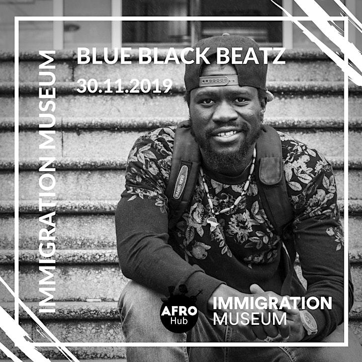 Blue Black Beatz image