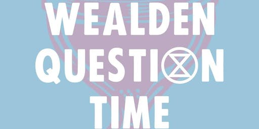 "Climate & Ecological Emergency  Election ""Question Time"" Wealden Candidates"