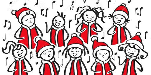 Christmas Carols with St. Andrew's School Choir (Oswaldtwistle) #xmasfun
