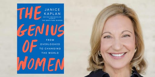 An Evening with Bestselling Author and Journalist Janice Kaplan