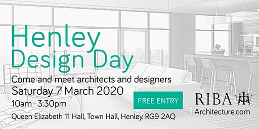 RIBA 8th annual Henley Design Day 2020