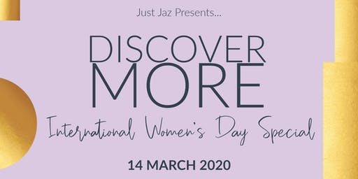 Discover More: International Women's Day Celebration