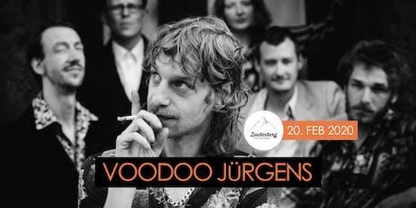 Voodoo Jürgens | 'S Klane Glücksspiel Tour 2020 Tickets