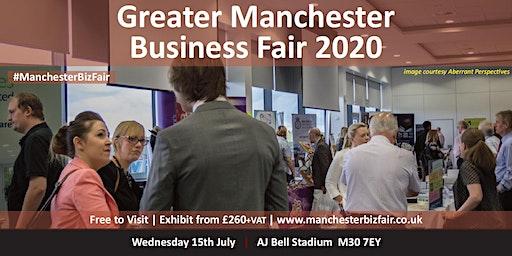 Greater Manchester Business Fair 2020