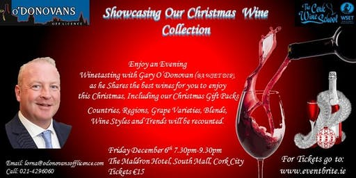 Enjoy an Evening Wine Tasting