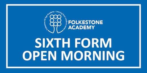 Folkestone Academy Sixth Form Open Morning 2019