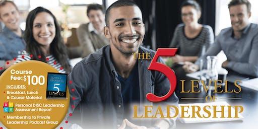 Five Levels of Leadership | Mastermind