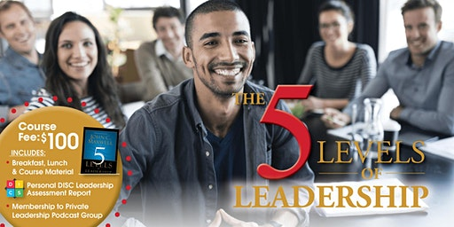 Five Levels of Leadership | Mastermind