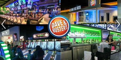 Dave & Buster's Girls Night Out Event!