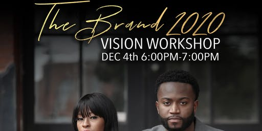 The Brand 2020 - Vision Workshop