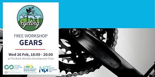 FREE Bike Maintenance Workshop - Gears (NDT)