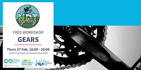 FREE Bike Maintenance Workshop - Gears (Rouken Glen) tickets