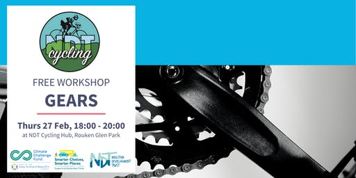 FREE Bike Maintenance Workshop - Gears (Rouken Glen)