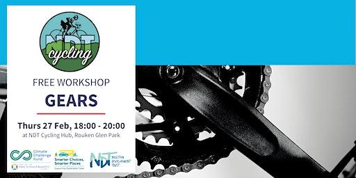 FREE Bike Maintenance Workshop - Gears (Rouken Glen)