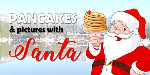 Pancakes & Pictures with Santa at Ducey's on the Lake