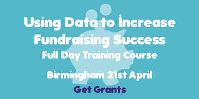 Using Data to Increase Fundraising Success Training Course