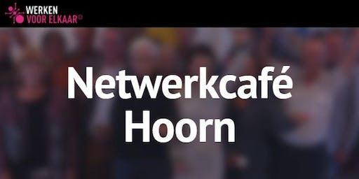 Netwerkcafé Hoorn: Geef niet op!