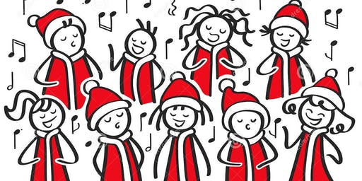 Park Primary Choir Festive Carols (Colne) #xmasfun