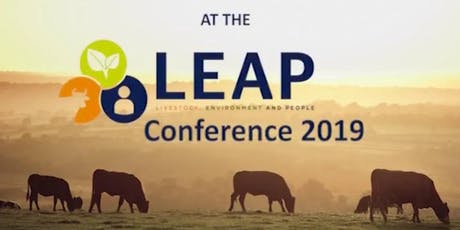 LEAP19 writing day tickets