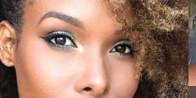 Taller de automaquillaje; Así se maquilla una Negra