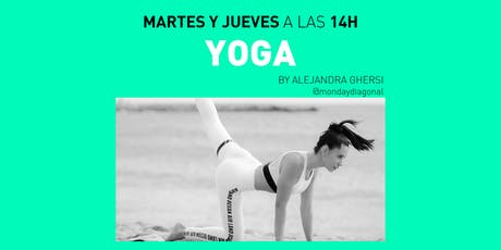 Yoga entradas