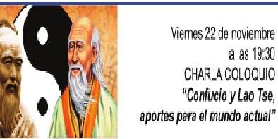 Confucio y Lao Tse, aportes para el mundo actual