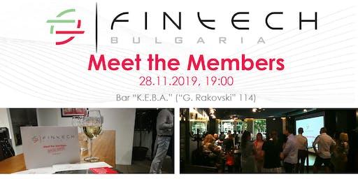 Meet the Members: November