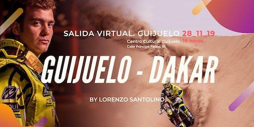 Guijuelo-Dakar 2020 by Lorenzo Santolino