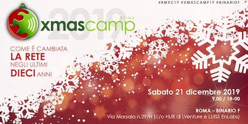 ROMA XMASCAMP 2019
