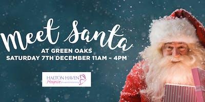 Meet Santa at Green Oaks Shopping Centre