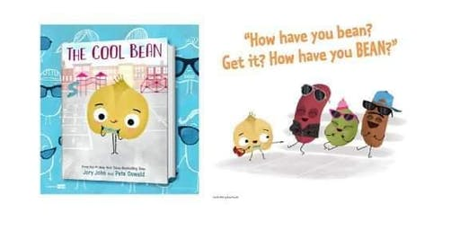 The Cool Bean - Storytime & Activity