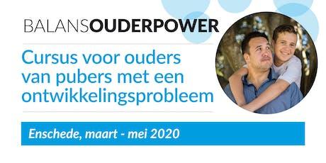 BalansOuderpower, cursus in Enschede tickets