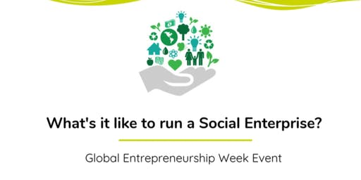 What's it like to run a Social Enterprise?